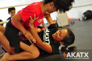 Kids Mixed Martial Arts