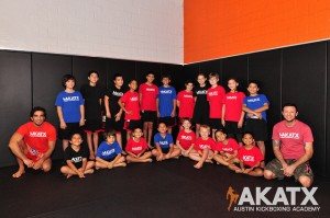 Kids Class Group Photo