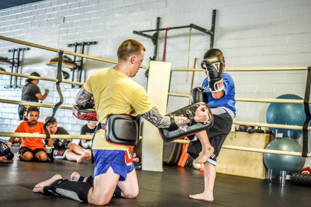Kids MMA Austin