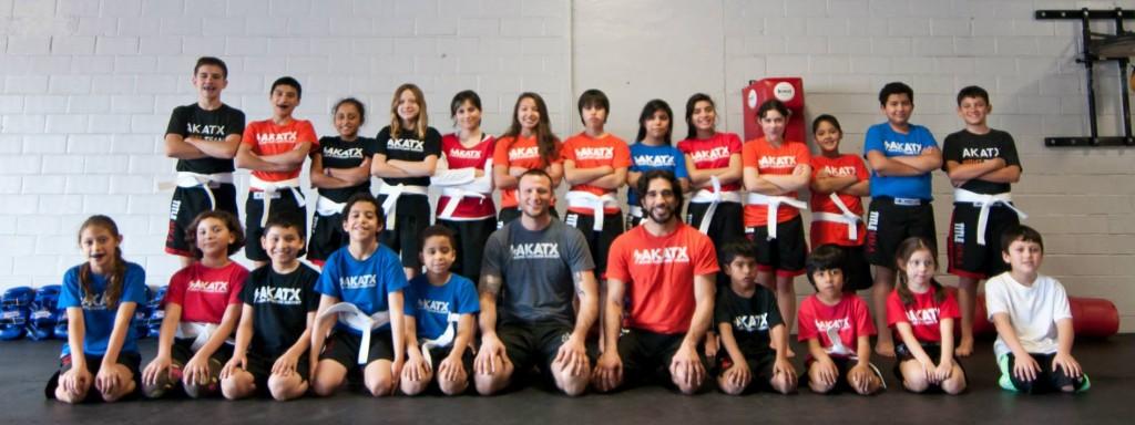 Austin Kickboxing Academy Kids MMA