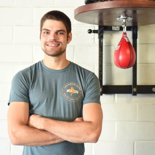 Nick Spencer Kickboxing Instructor