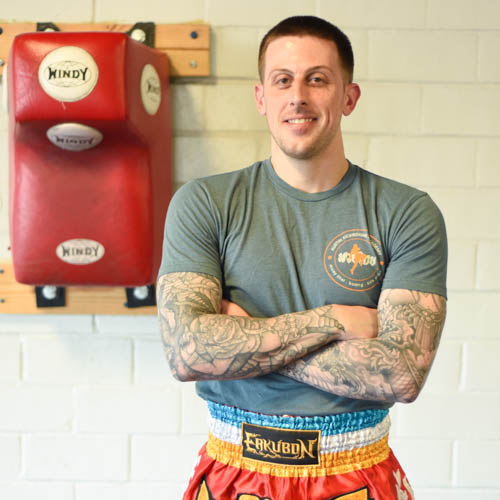 Brooks Lacy Muay Thai and Kids MMA Instructor