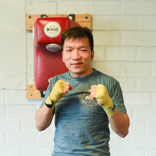Nhan Pham Muay Thai Kickboxing and Boxing Instructor