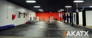 Austin Kickboxing Academy 6000 sq. ft. Facility
