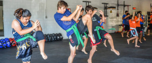 Kids and Teens Kickboxing and MMA Classes