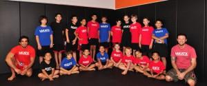 Kids MMA 78702