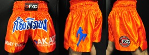 AKATX Custom Shorts
