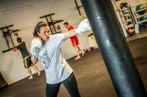 Kickboxing Fundamentals Class