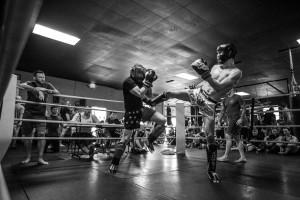CTX Muay Thai Sparring