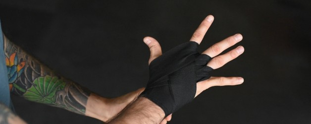 How to Wrap Your Hands for Kickboxing and Boxing