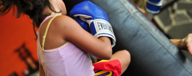 Kids MMA: The Benefits of Training