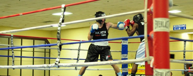 AKATX at the Austin Regional Golden Gloves