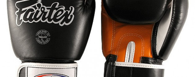 Win a Pair of Fairtex Boxing Gloves!